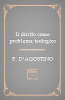Il diritto come problema teologico