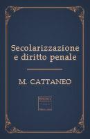 Secolarizzazione e diritto penale
